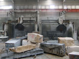 Bloque de granito sierra de diamante de la máquina de corte haciendo losa Dq2800