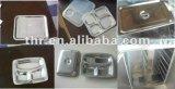 THR-FC001 en acier inoxydable panier alimentaire chauffants électriques