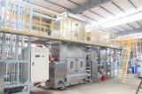 Semi-Автоматическая высокотемпературная хлеща машина Dyeing&Finishing планок с стандартом EUR