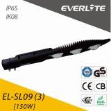 LEIDENE van de MAÏSKOLF van Everlite 150W Straatlantaarn met IP65 Ik08