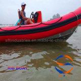 Hypalon Qualitäts-Rippen-aufblasbare Boote hergestellt in China