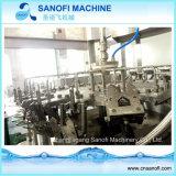 Frasco plástico água de soda de enchimento carbonatada da planta da bebida que faz a máquina