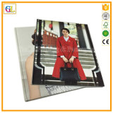Обслуживания книжного производства Casebound книга в твердой обложке (OEM-GL030)