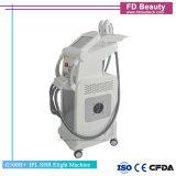 E-Light+IPL Opt máquina Multifunction da beleza de Shr+ND YAG Laser+Bipolar RF
