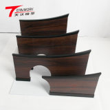 Material ABS personalizada peças de madeira plástica protótipo dos painéis de Grãos