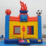 Het Huis van de Sprong van Inflatables, de Opblaasbare Verbindingsdraad van Sporten (B1096)