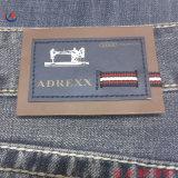Оптовая торговля Custom Тисненые кожаные этикетки Этикетки одежды