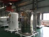 0.8MPa Max. La presión de trabajo Lin Micro tanque de nitrógeno líquido