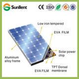 Les systèmes à énergie solaire de première qualité de panneaux solaires autoguident