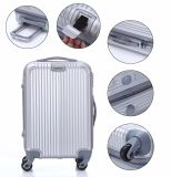 Bagagli variopinti all'ingrosso dell'ABS, valigia di ABS+PC (XHP068)