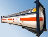 De gebruikte Container van de Tank van LPG voor de Container van de Tank van de Opslag van LPG