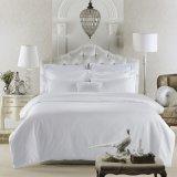 高級ホテルの寝具シートの寝具の一定のクイーンサイズ(JRD083)