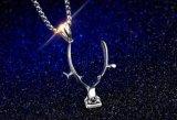 De nieuwe Clipper van het Haar van de Kapper van de Kleur van de Manier Zilveren/Gouden Tegenhangers van de Ketting van het Roestvrij staal van de Halsbanden van de Tegenhanger voor de Juwelen van Mensen