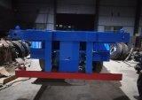 3つの車軸骨組みトレーラー40フィートの容器輸送の