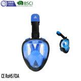 De nouveaux produits Meilleures H2O Ninja Easybreath de plongée sous-marine Piscine plein visage masque de plongée