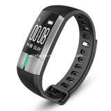 Pulsera inteligente de la presión sanguínea ECG de Monitor de Frecuencia Cardíaca actividad Fitness Relojes de Pulsera Tracker