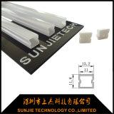 Profilo di piccola dimensione dell'alluminio LED per la striscia di larghezza LED di 5mm (SJ-ALP0809)