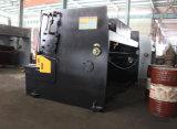 Feixe de giro CNC hidráulica a folha de chapa de aço máquina de corte de Cisalhamento