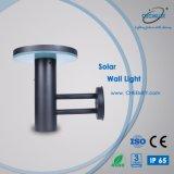 Hohe im Freien Solarwand-Lampe der Lumen-LED für Garten