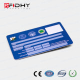 カスタム印刷の署名欄RFIDの会員証