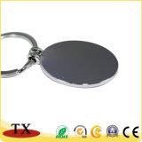 Trousseau de clés de cadeau de souvenir en métal de promotion