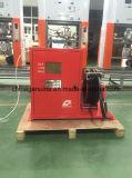 Dispensador de Combustível Mini vermelho com Molinete Truck transportando combustíveis dispensador com um bico
