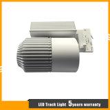 2/3/4-Wires proyector 20With30With40With50W de la pista de la MAZORCA del CREE LED