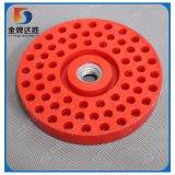 Balais ronds circulaires en nylon abrasifs de disque