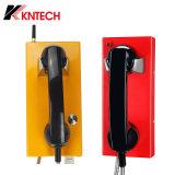 Teléfono industrial de Koontech del teléfono Knzd-14 del teléfono Auto-Dial del teléfono directo