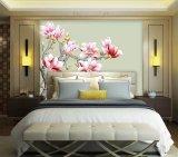Nouveau design chinois peintures murales, le formaldéhyde -gratuit, un mur de papier avec bâtiment pour la salle de séjour ou l'hôtel