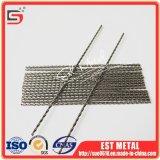 99.95% collegare del riscaldatore del tungsteno di elevata purezza utilizzato nella metallizzazione sotto vuoto