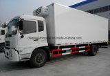 Dongfeng Van frigorifié par 4X2 8 tonnes de camion de réfrigérateur