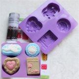 シリコーンの石鹸型、カスタムシリコーンの石鹸型