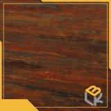 Rotes hölzernes Korn-Entwurfs-Drucken-dekoratives Papier für Fußboden-, Tür-, Garderoben-oder Möbel-Oberfläche von der chinesischen Fabrik