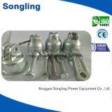 Montaggio del metallo dell'isolante per l'isolante porcellana/di ceramica
