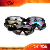 Occhiali di protezione militari di prezzi TPU del blocco per grafici del PC dell'obiettivo di visione durevole poco costosa di notte HD da vendere