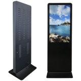 Kundenspezifischer interaktiver Fußboden-Stellung-Noten-DigitalSignage mit hoher Helligkeit