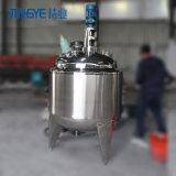 Jingeye Modell 1000 Liter-Nahrungsmittelgrad-Edelstahl-chemisches mischendes Becken