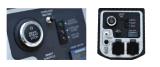 Het Begin en Einde Genset Ig2000I van de afstandsbediening