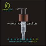 도매 최신 인기 상품 새로운 디자인 병 샴푸를 위한 플라스틱 로션 펌프