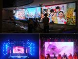 Utilização interior e a função de exibição de vídeo P3.91mm LED Pixel Visor de publicidade comercial