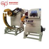 Раскручиватель с фидером Decoiler и механический инструмент в линии давления (MAC3-600)
