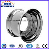 Borda de alumínio aprovada da roda 22.5X11.75 do TUV