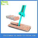 Haus-Reinigungs-Hilfsmittel-Freisprechreinigung-Doppelt-Seiten-flacher Mopp