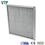 G4 Aluminum Pleated Pre filter with Galvanized Mesh