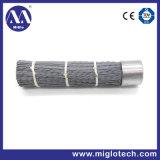 Cepillos Industriales cepillos de disco personalizado para el rebabado pulido (dB-200011)