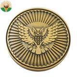 Antiqu de aleación de zinc caliente de venta de monedas de recuerdo para las ventas