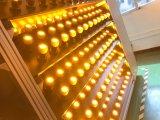 LED 모기 냉담한 전구 재충전용 플라스틱 입히는 알루미늄 4W