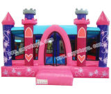 castle Inflatable Toy Inflatable 공주 성곽