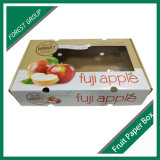 Бумажные упаковывая коробки для фрукт и овощ (Fp901452)
